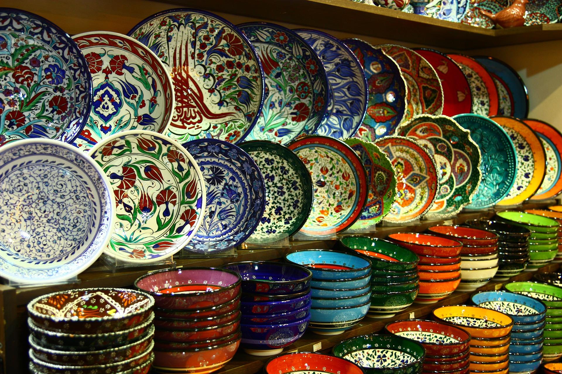 shopping i kappadokien, shopping i avanos, shopping i göreme, shopping i nevsehir, shopping i göreme, shopping i tyrkiet, keramik i avanos, tyrkisk vin i kappadokien, tyrkiske tæpper, oplevelser i kappadokien, oplevelser i cappadocia