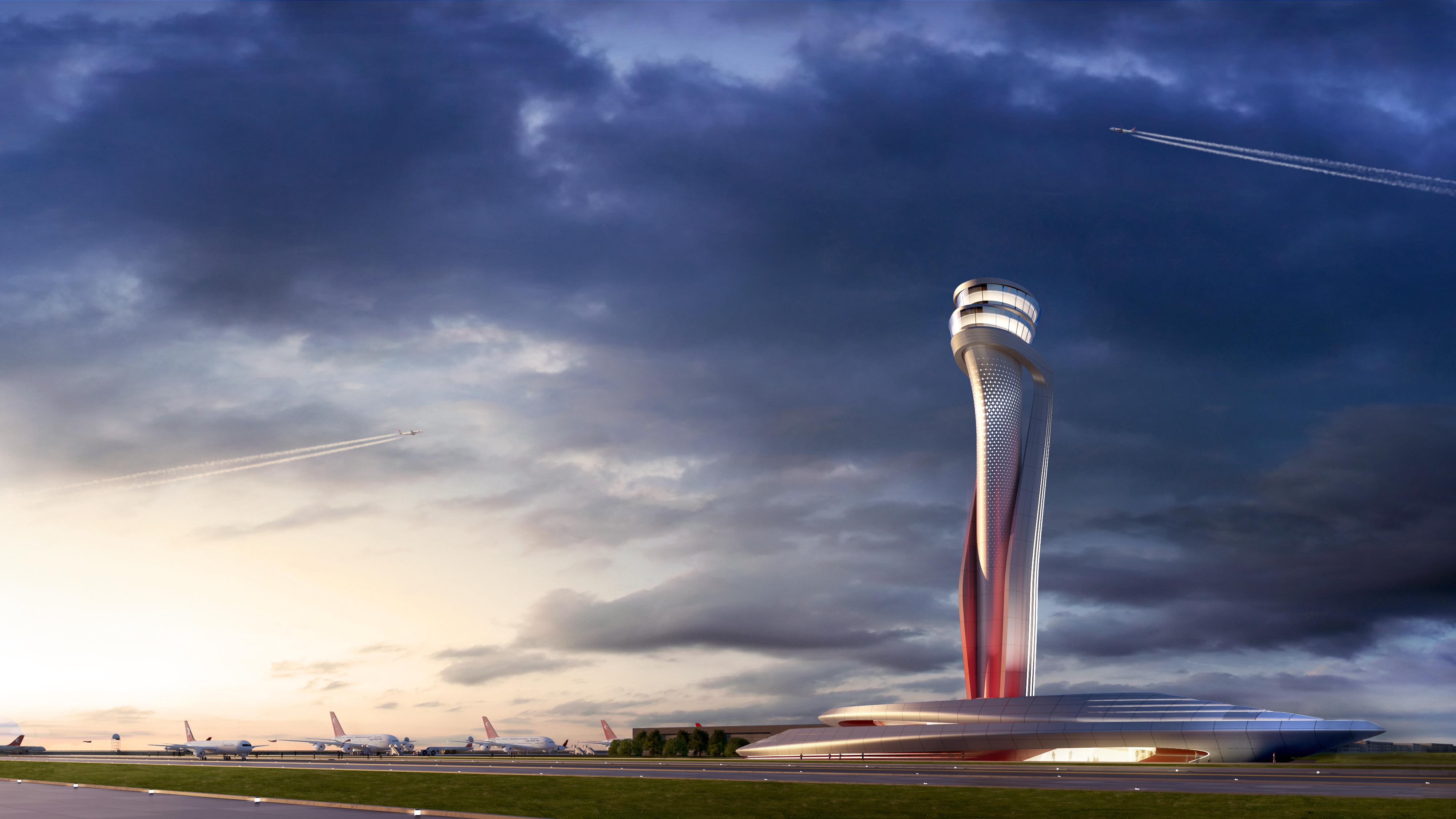 den nye lufthavn i istanbul - Den nye lufthavn i Istanbul