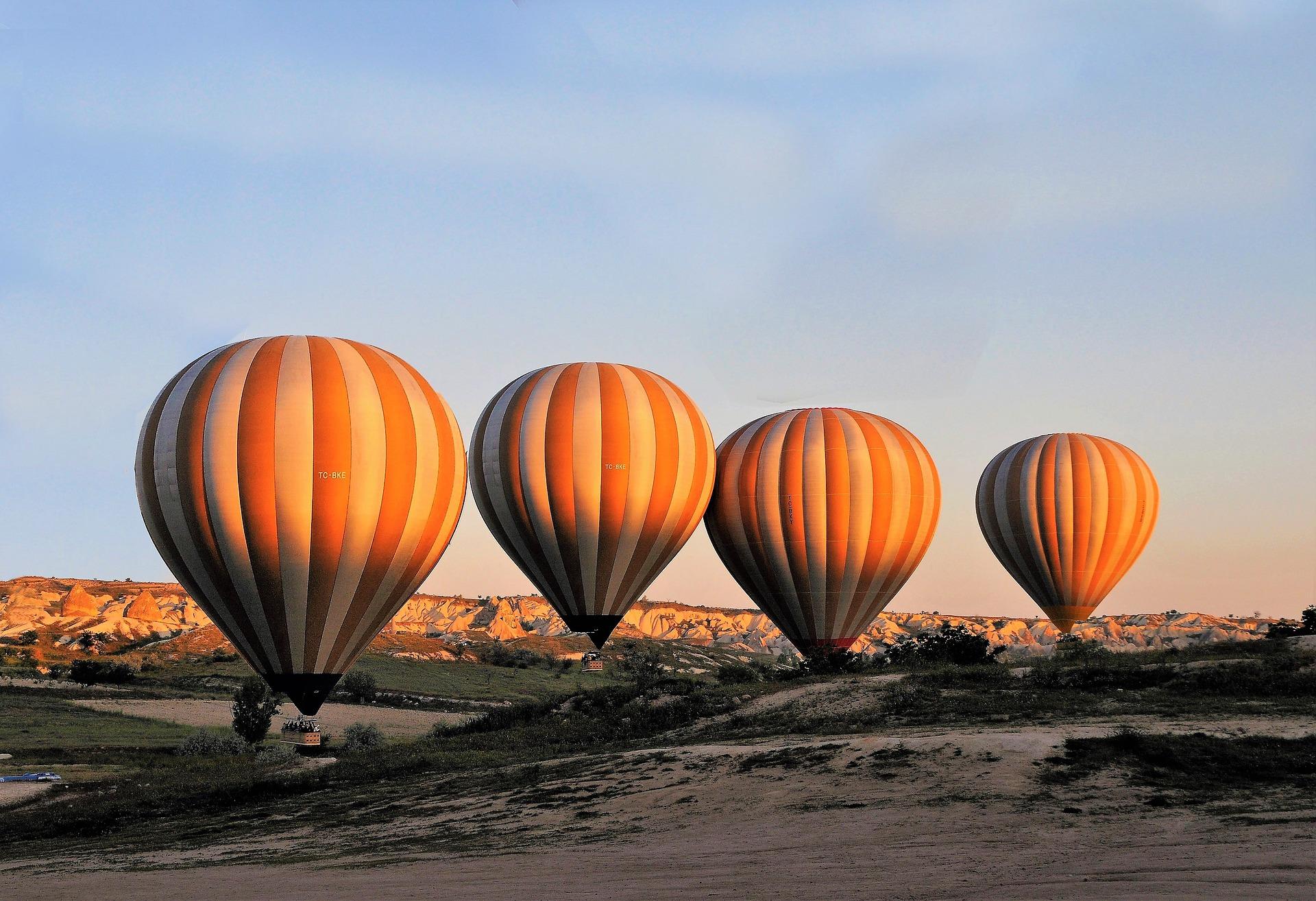 luftballonture i kappadokien, oplevelser i kappadokien, seværdigheder i kappadokien, udflugter i kappadokien, luftballon nevserhir, luftballon kappadokien