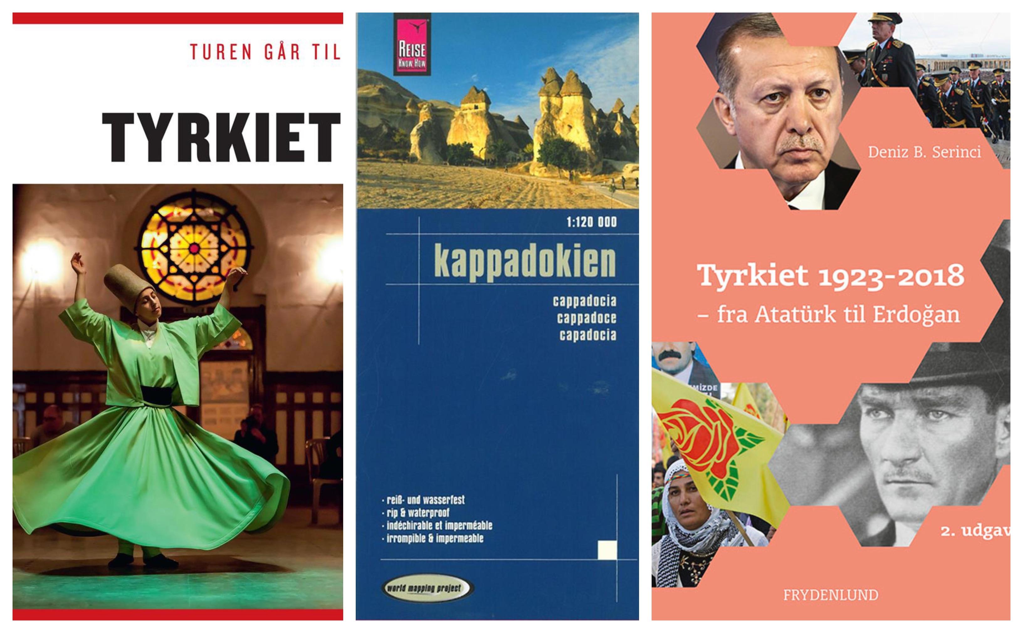danske bøger om tyrkiet, danske bøger om kappadokien, kappadokien information, fakta om kappadokien, kappadokien, cappadocia, rejs til kappadokien, kappadokien rejsebøger