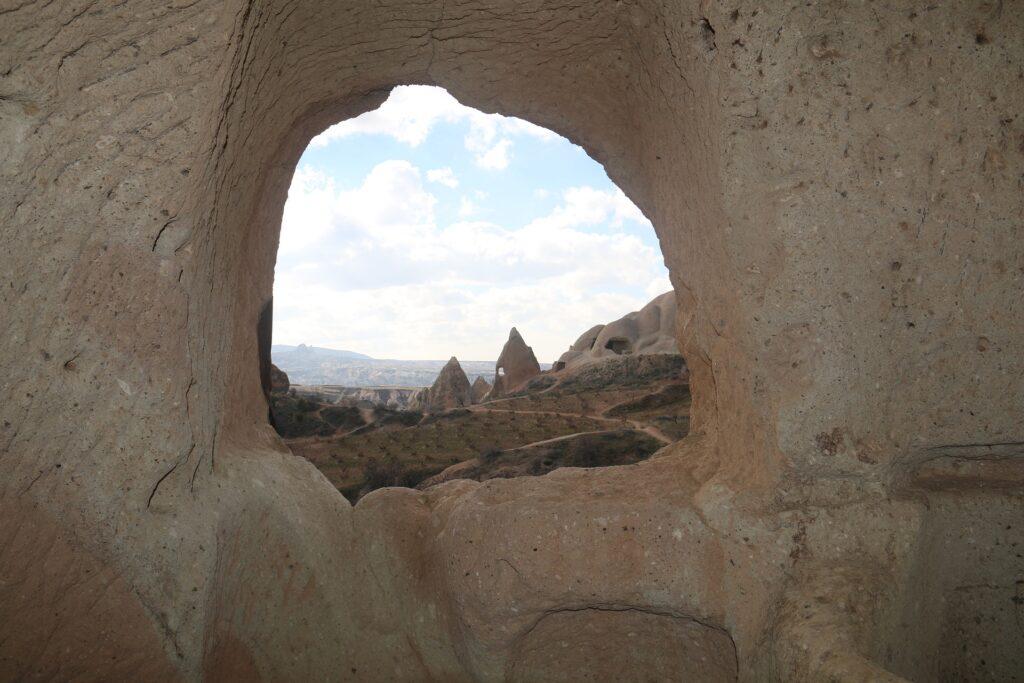 kapadokya turkiye 2393877 1920 1024x683 - Natur billeder af Kappadokien