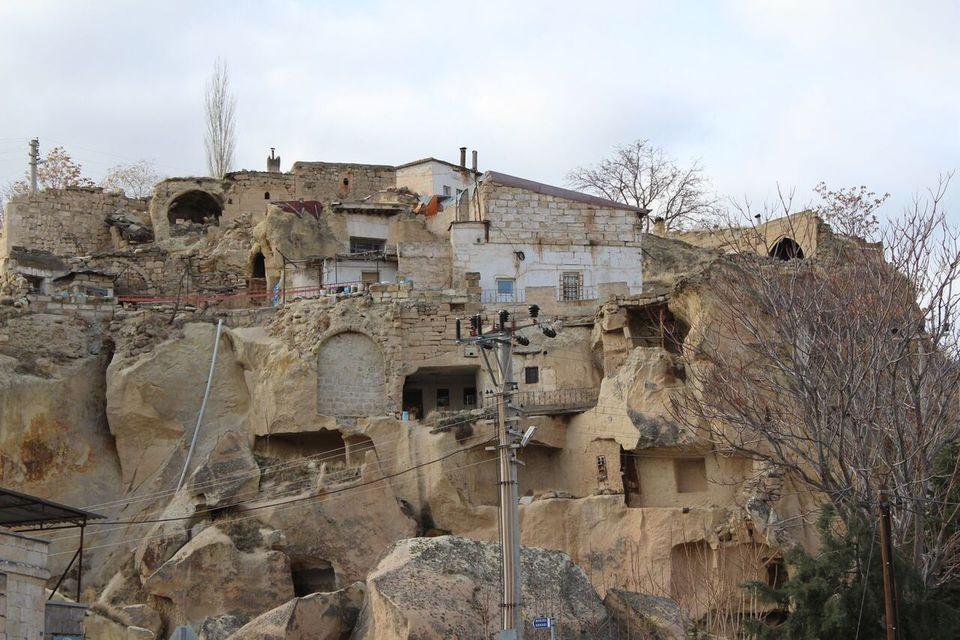 Kappadokien underjordisk by mazi - Book dine Kappadokien oplevelser online med Getyourguide