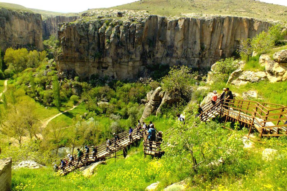 Vandretur i kappadokien - Book dine Kappadokien oplevelser online med Getyourguide
