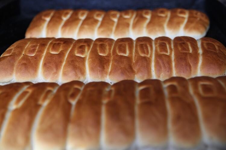Nevsehir simit tyrkisk brød - Oplevelser i Nevsehir by