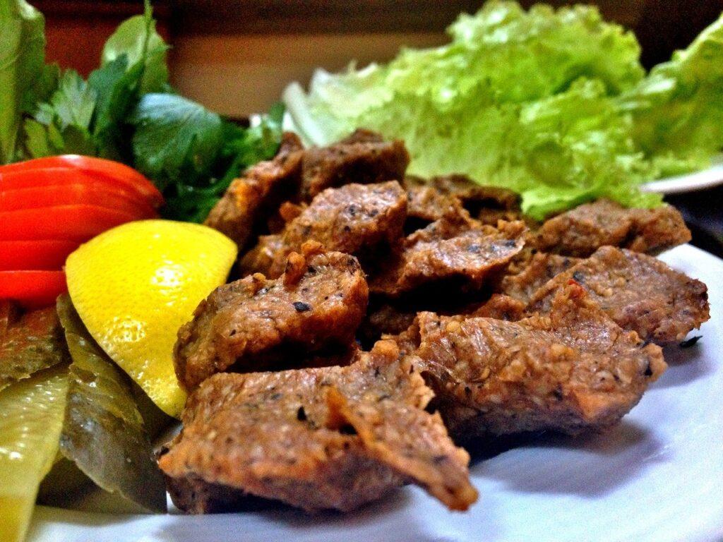 tyrkisk mad oplevelser i kappadokien 1024x768 - Oplevelser i Nevsehir by