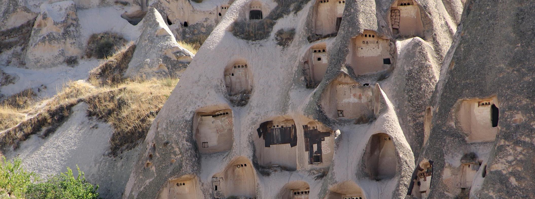 kappadokien, cappadocia, rejs til kappadokien