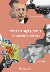 Tyrkiet 1923 2018  208x300 - Danske bøger om Kappadokien og Tyrkiet