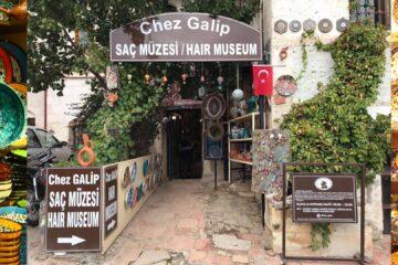 chez galip hår museum i avanos, chez galip hårmuseum i cappadocia, chez galip hårmuseum i kappadokien, museer i kappadokien, museer i cappadocia, museer i avanos, mærkelige museer i tyrkiet