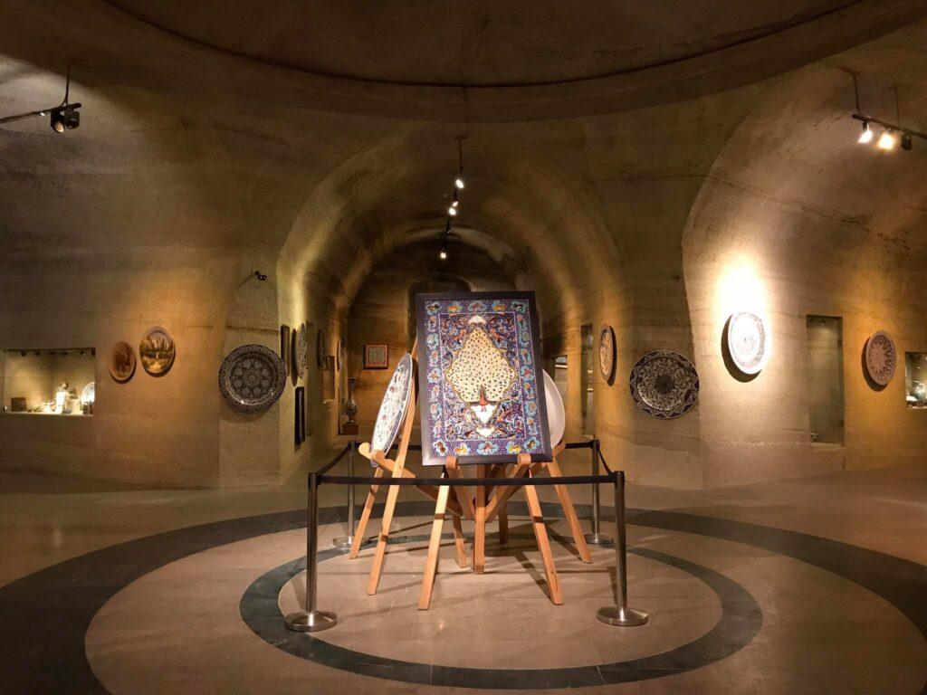 Avanos museum oplevelser kappadokien 1024x768 - Güray museum - et underjordisk museum i Avanos