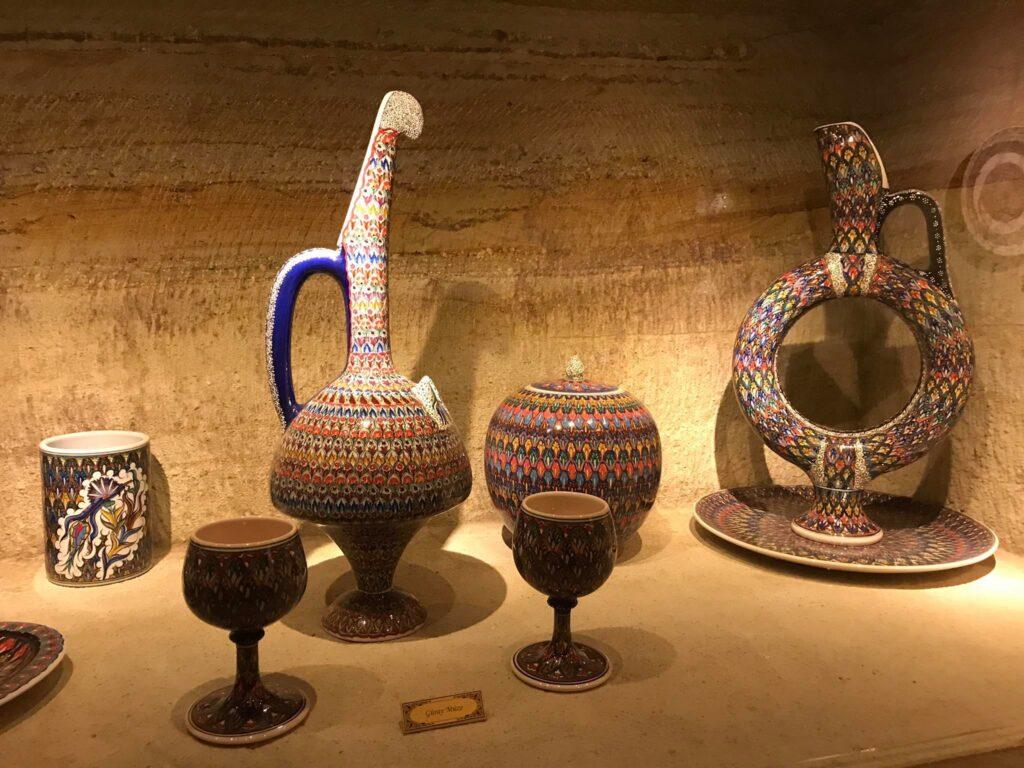 avanos keramik historie 1024x768 - Güray museum - et underjordisk museum i Avanos