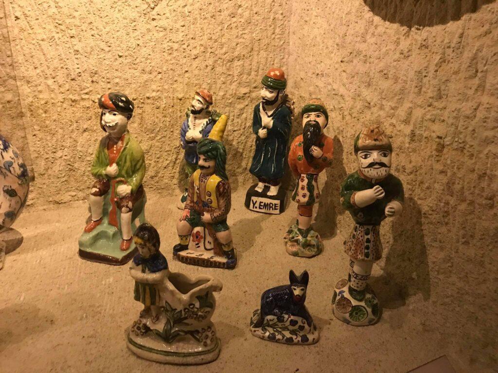 güray museum cappadocia 1024x768 - Güray museum - et underjordisk museum i Avanos