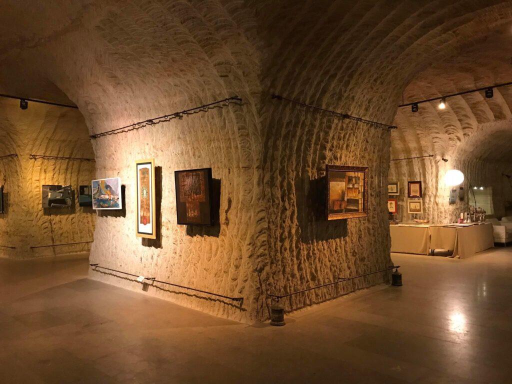 güray underjordisk museum i avanos cappadocia 1024x768 - Güray museum - et underjordisk museum i Avanos