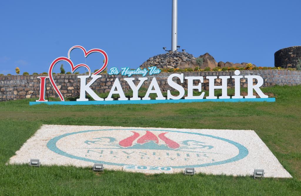 kayasehir 1024x669 - Kayasehir - den største underjordiske by i Tyrkiet