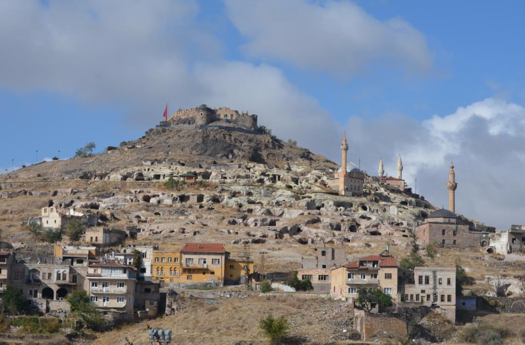 kayasehir nevsehir tyrkiet 1024x672 - Kayasehir - den største underjordiske by i Tyrkiet