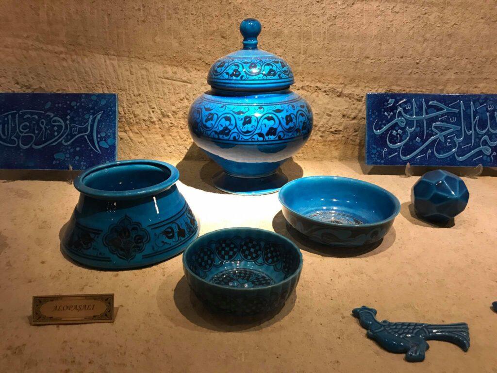 underjordisk museum i kappadokien 1024x768 - Güray museum - et underjordisk museum i Avanos