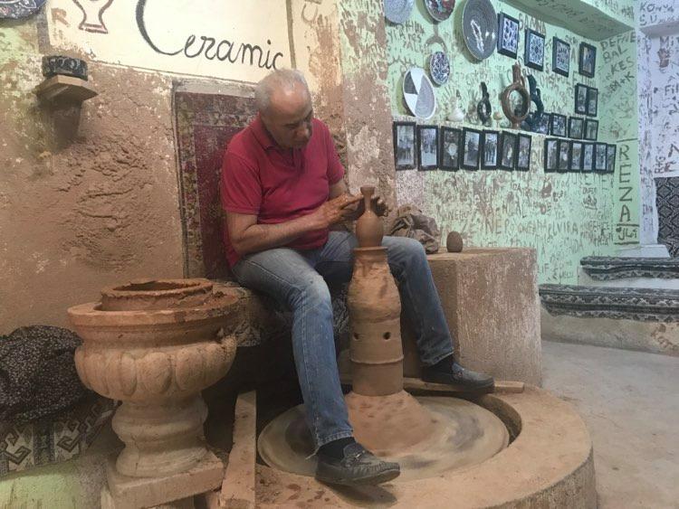 Keramikværksted i avanos kappadokien - Børnevenlige oplevelser i Kappadokien
