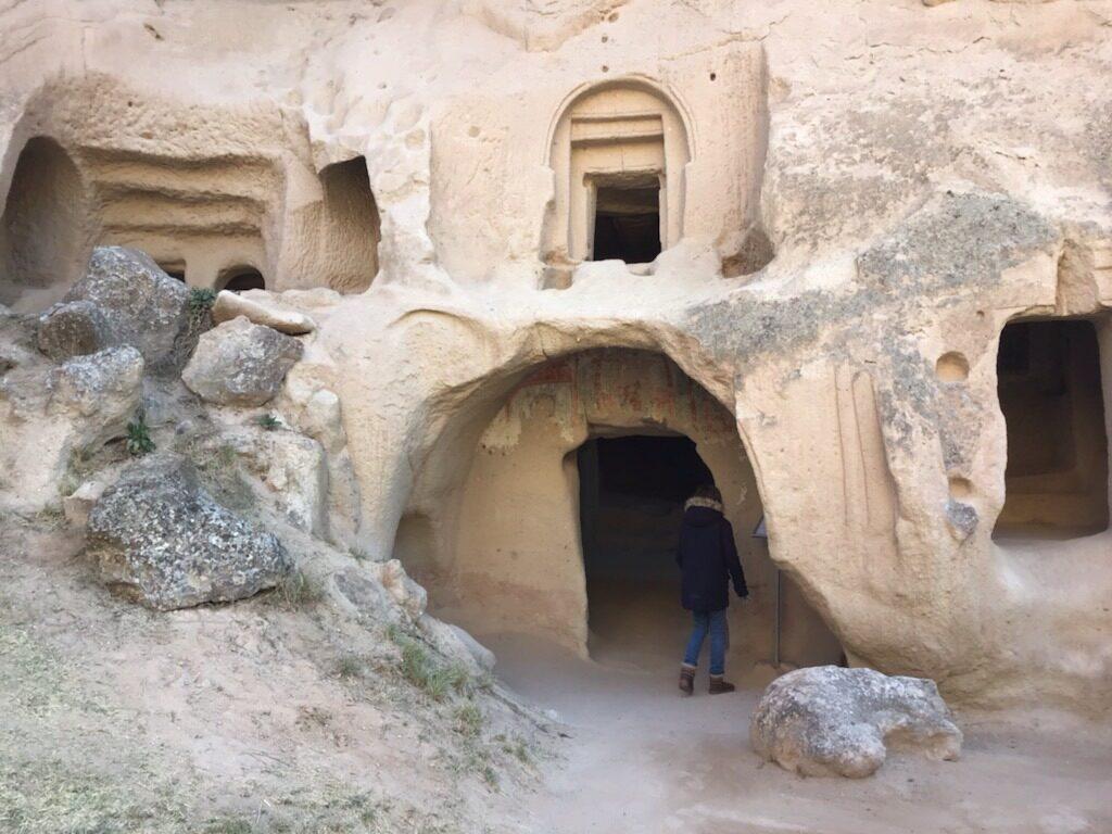 Zelve valley kappadoken 1024x768 - Børnevenlige oplevelser i Kappadokien