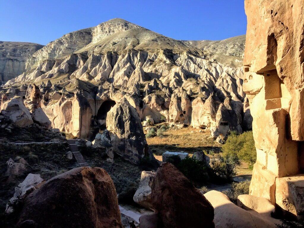 zelvedalen cappadocia 1024x768 - Børnevenlige oplevelser i Kappadokien