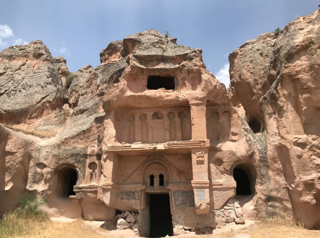 Acik Saray oplevelser i Gülsehir 1024x763 - Oplevelser i Gülsehir og omegn