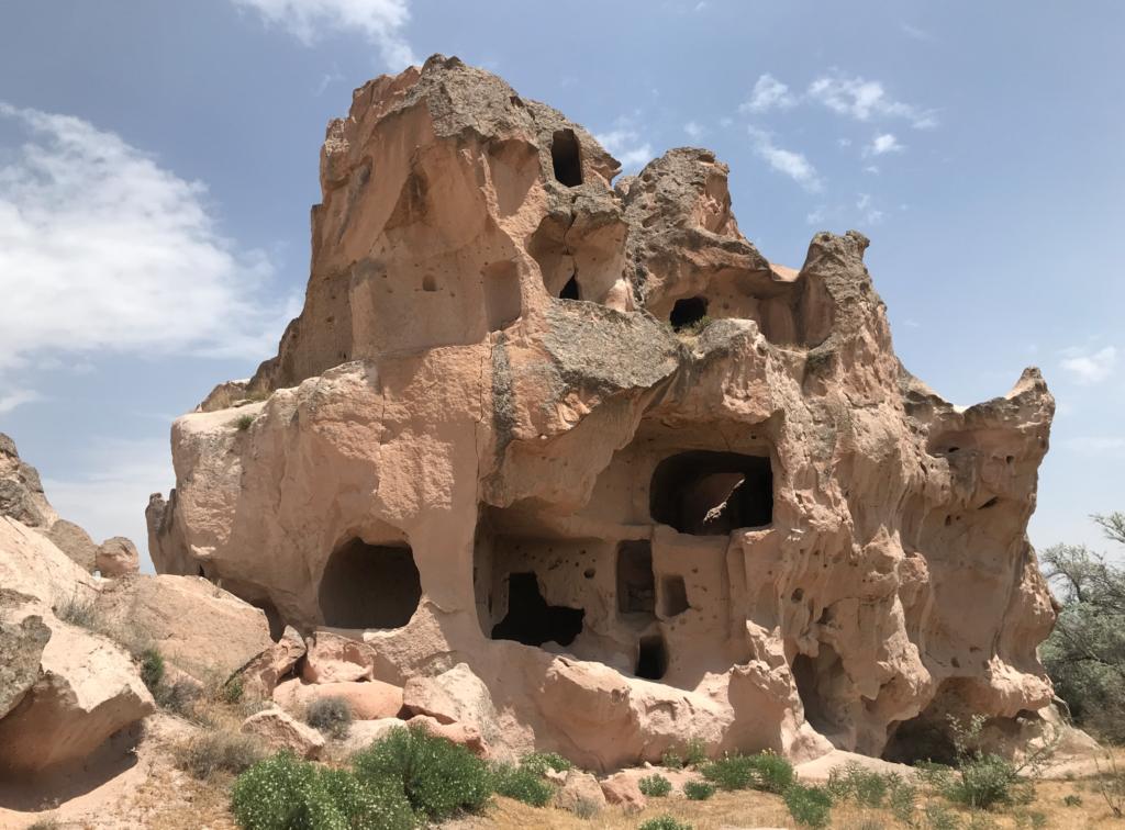 Acik Saray seværdigheder i Gülsehir 1024x756 - Oplevelser i Gülsehir og omegn