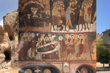 Oplevelser i gülsehir, seværdigheder i gülsehir, oplevelser i kappadokien, oplevelser i cappadocia, seværdigheder i kappadokien, seværdigheder i cappadocia, kirker i kappadokien, kirker i cappadocia, st. jean kirke i Gülsehir