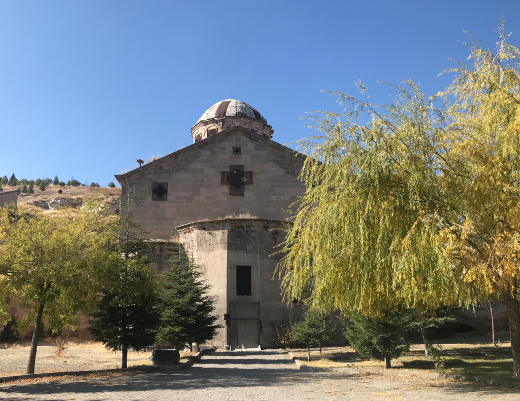 Saint Dimitrios kirke i Gülsehir 1024x791 - Oplevelser i Gülsehir og omegn