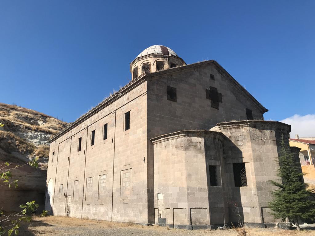 Saint Dimitrios kirke i Gülsehir seværdigheder i gülsehir 1024x767 - Oplevelser i Gülsehir og omegn
