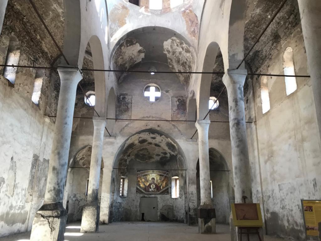 Saint Dimitrios kirken i Gülsehir 1024x770 - Oplevelser i Gülsehir og omegn