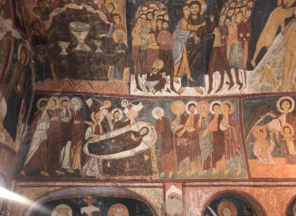 St. Jean kirke i Gülsehir Karsi kilise 1024x750 - Oplevelser i Gülsehir og omegn