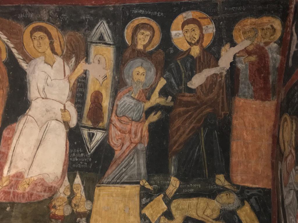 St. Jean kirke i Gülsehir kirker i kappadokien 1024x766 - Oplevelser i Gülsehir og omegn