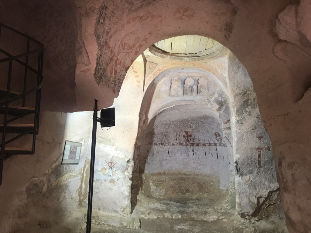 St. Jean kirke i Gülsehir oplevelser i Gülsehir kappadokien 1024x769 - Oplevelser i Gülsehir og omegn