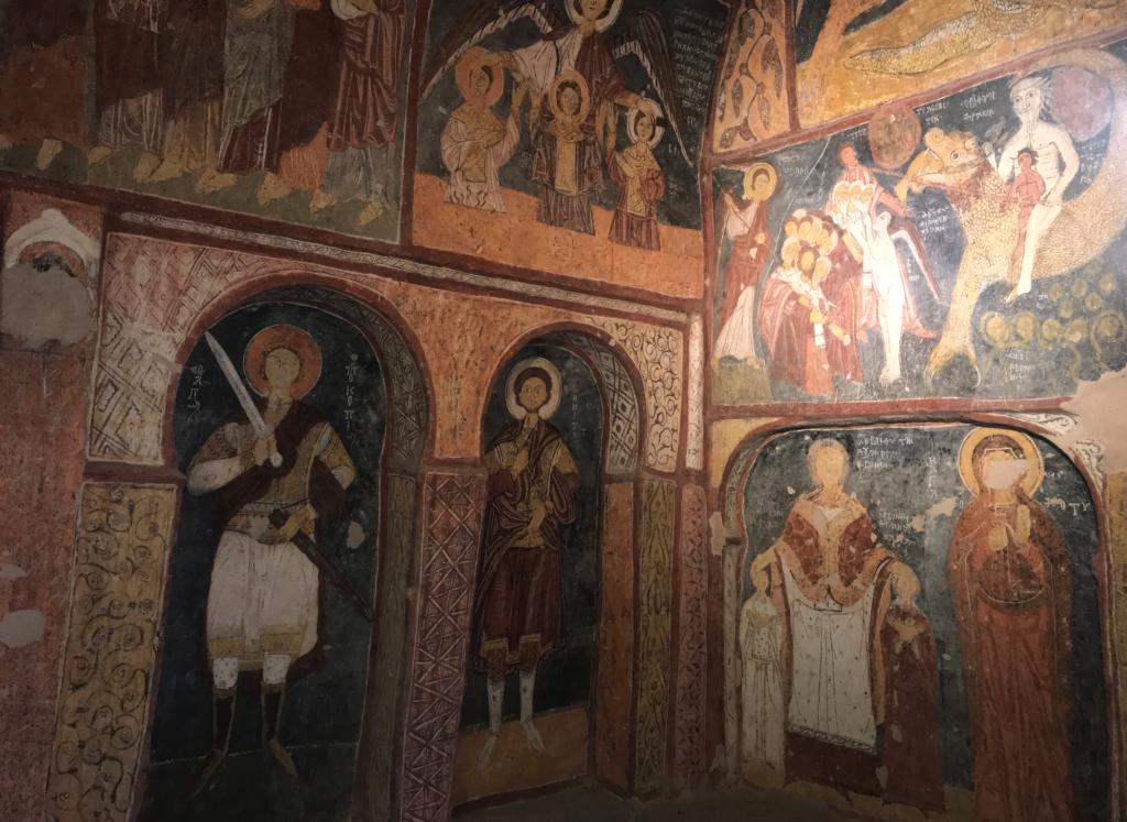 St. jean kirke i gülsehir 1024x747 - St. Jean kirke i Gülsehir, Kappadokien