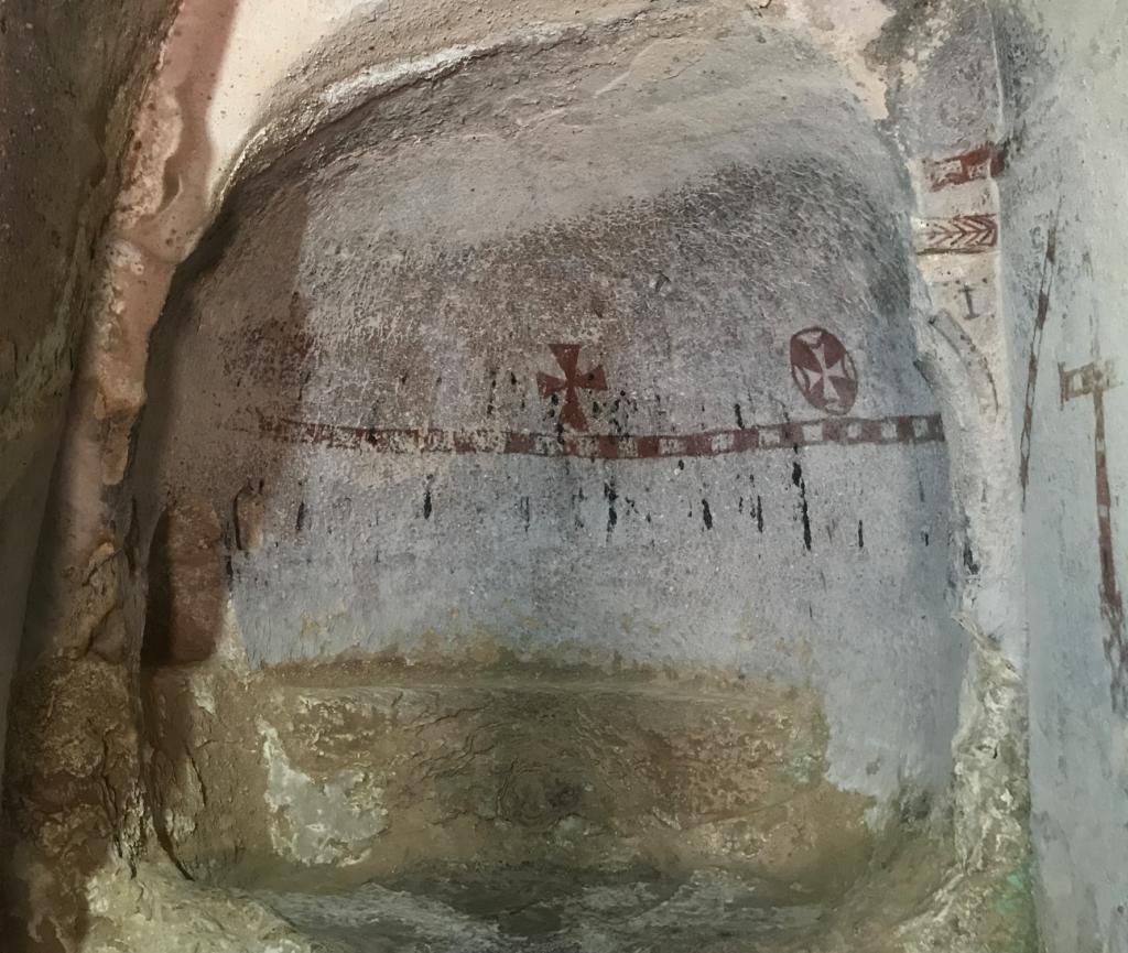 St. jean kirke kappadokien 1 1 1024x865 - St. Jean kirke i Gülsehir, Kappadokien