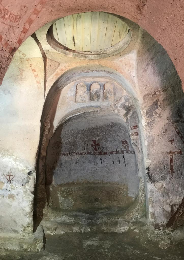 st. jean kirke cappadocia 1 724x1024 - St. Jean kirke i Gülsehir, Kappadokien
