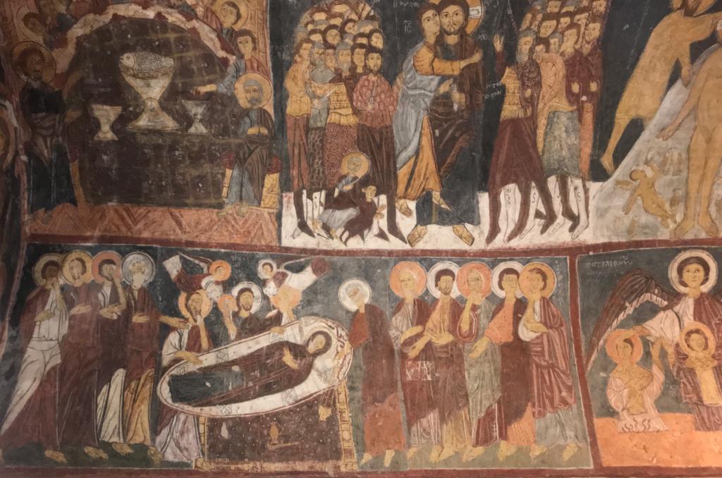 st. john kirke kappadokien  1024x678 - St. Jean kirke i Gülsehir, Kappadokien